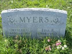 Ida Estella <I>Burns</I> Myers