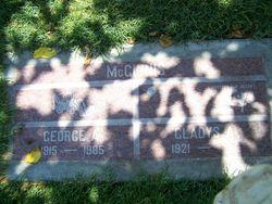 Gladys A <I>Thursby</I> McGinnis