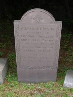 Susan Johnson Bacon