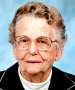 Mary Jeanette <I>Funke</I> Buchanan