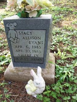 Stacy Allison Evans