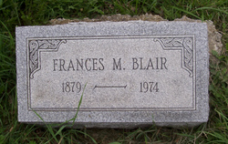 Frances M. Blair