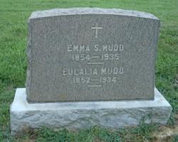 Eulalia Mudd