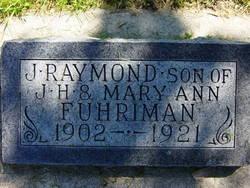 John Raymond Fuhriman