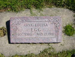 Arva Louisa Egg