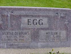 William John Egg