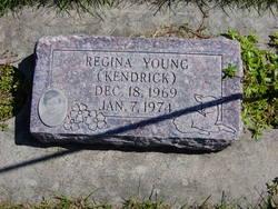 """Regina """"Kendrick"""" Young"""