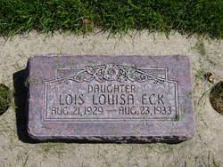 Lois Louisa Eck