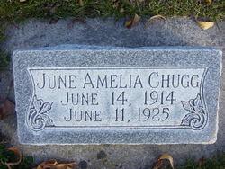 June Amelia Chugg