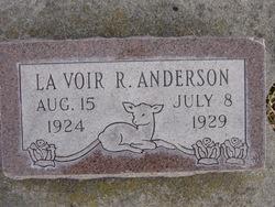 Lavoir Ralph Anderson