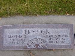 Martha Jane <I>Quibell</I> Bryson