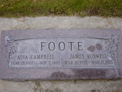 Alva <I>Campbell</I> Foote