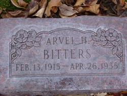 Arvel Hyrum Bitters