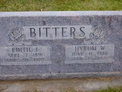 Hyrum Walter Bitters