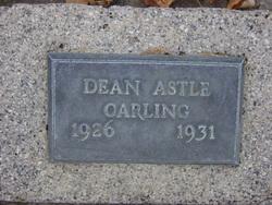 Dean Astle Carling