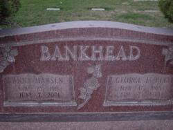 George Emerald Bankhead