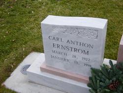 Carl Anthon Ernstrom