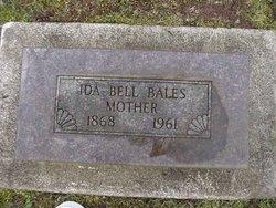 Ida Belle <I>Huff</I> Bales