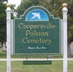 Coopersville-Polkton Cemetery