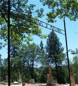 Odd Fellows and Masonic Cemetery