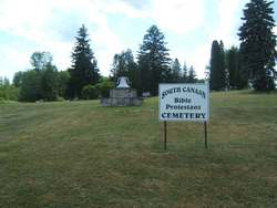 South Canaan Bible Protestant Cemetery