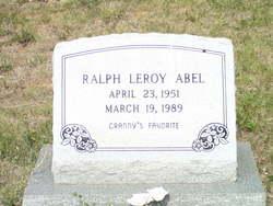 Ralph LeRoy Abel