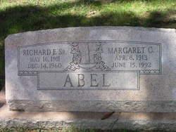 Margaret C <I>Heflin</I> Abel
