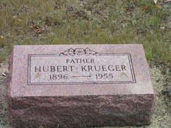 Hubert August Carl Krueger