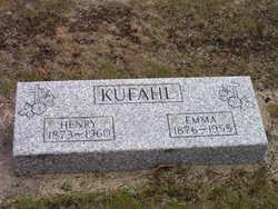 Heinrich Wilhelm Louis Kufahl