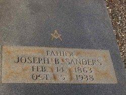 Joseph Blackshear Sanders