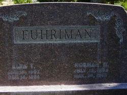 Norman Wesley Fuhriman