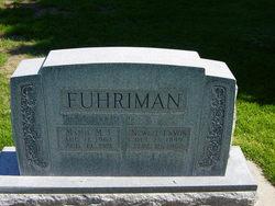 Mamie Marguerite <I>Johnson</I> Fuhriman