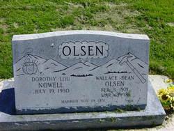 Wallace Dean Olsen