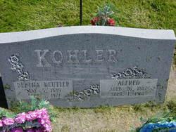 Lena Bertha <I>Beutler</I> Kohler