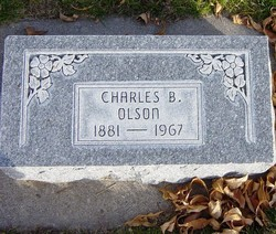Charles Bernard Olson