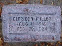 Elfrieda Miller