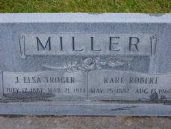Karl Robert Miller, Sr