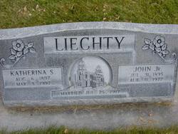 John Liechty, Jr