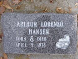 Arthur Lorenzo Hansen
