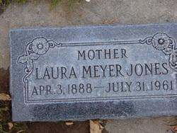 Laura Bertha <I>Meyer</I> Jones