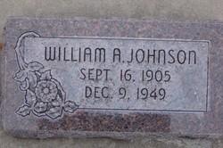 William Alton Johnson