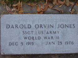 Darold Orvin Jones