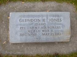 Glendon Eldon Jones