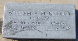 William Andrew McNaught
