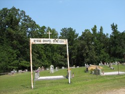 Byrds Chapel Cemetery