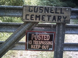 Gosnell Cemetery