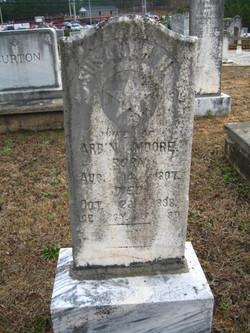 Susannah Harriett <I>Cosper</I> Moore