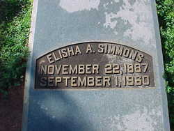 Elisha Augustus Simmons