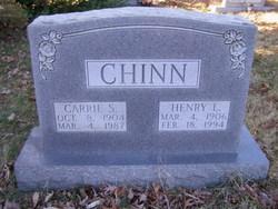 Carrie S. Chinn