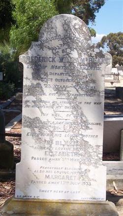 Frederick William Blake